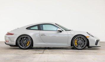 2018 Porsche 911 GT3 Coupe 2D