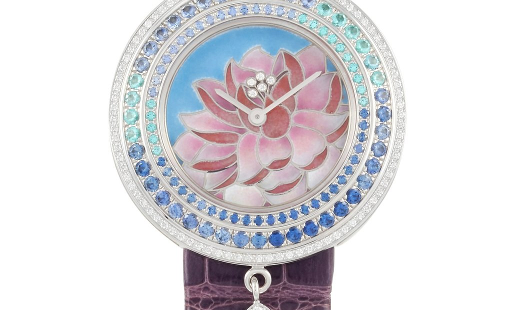 Van Cleef & Arpels Van Cleef & Arpels Van Cleef Arpels Limited Edition Charms Extraordinaires Lotus