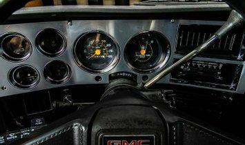 1987 GMC Sierra 4X4 Pickup