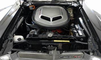 1970 Dodge Challenger HEMI Recreation Shaker Hood - Frame Off Restoration