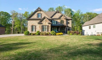 House in Buford, Georgia, United States 1