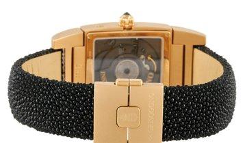 de Grisogono De Grisogono Instrumento No. Uno 18K Rose Gold Watch UNO DF