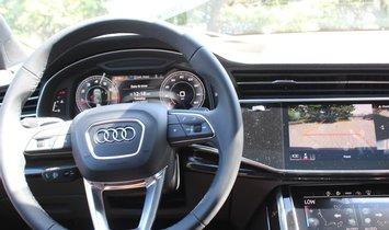 2021 Audi Q7 55 Prestige quattro