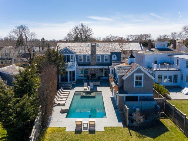 House in Edgartown, Massachusetts, United States 1