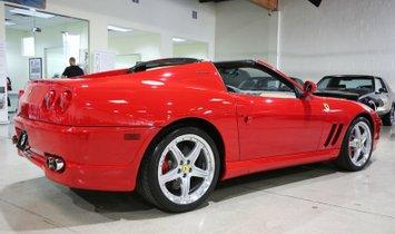 2005 Ferrari 575 Super America