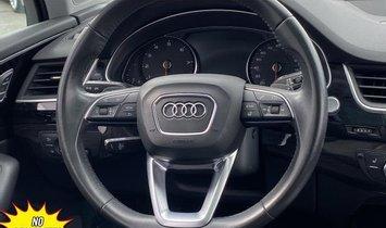 2017 Audi Q7 3.0T Premium Plus quattro