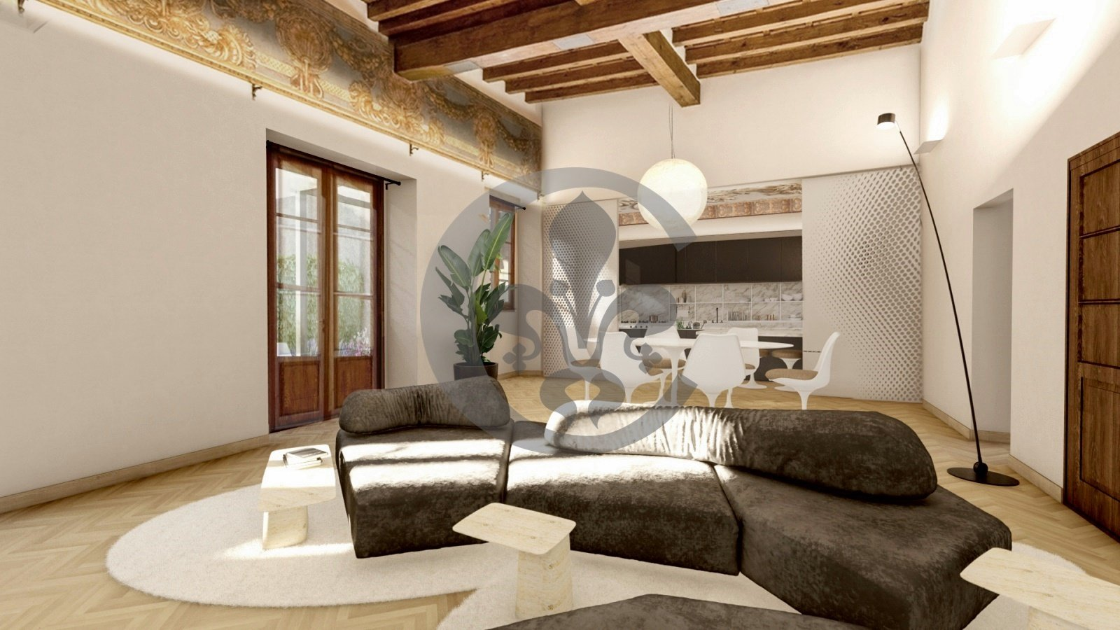 Apartment in Florence, Tuscany, Italy 1 - 11346170