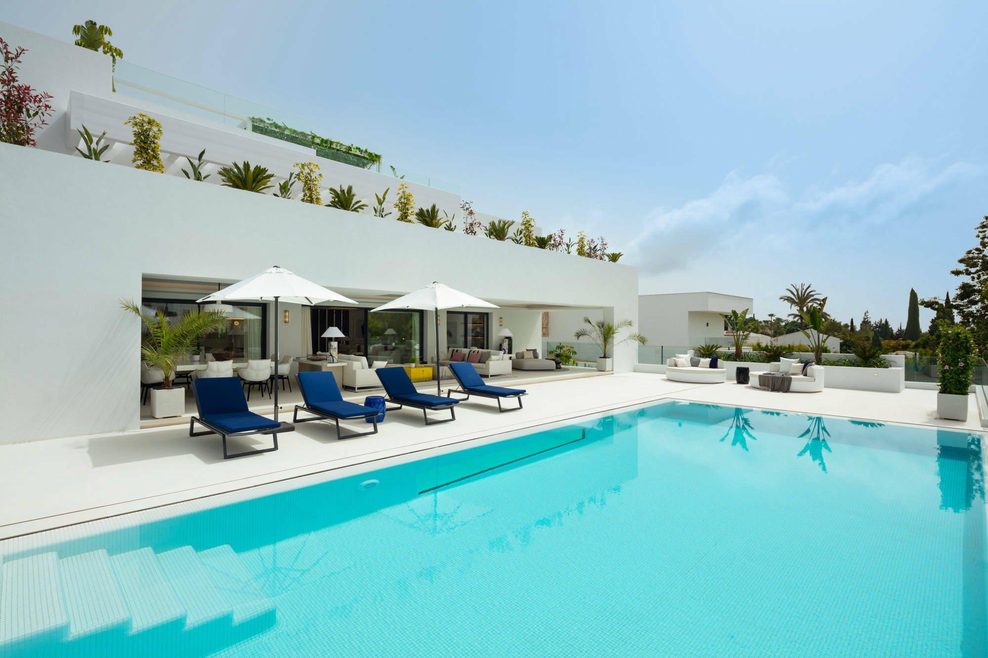 Villa a Marbella, Andalusia, Spagna 1 - 11408136