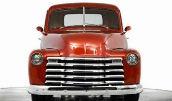 1950 Chevrolet 3100 Pro Touring Custom Stunning Build