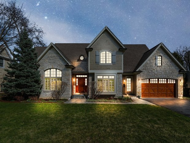 House in Glenview, Illinois, United States 1