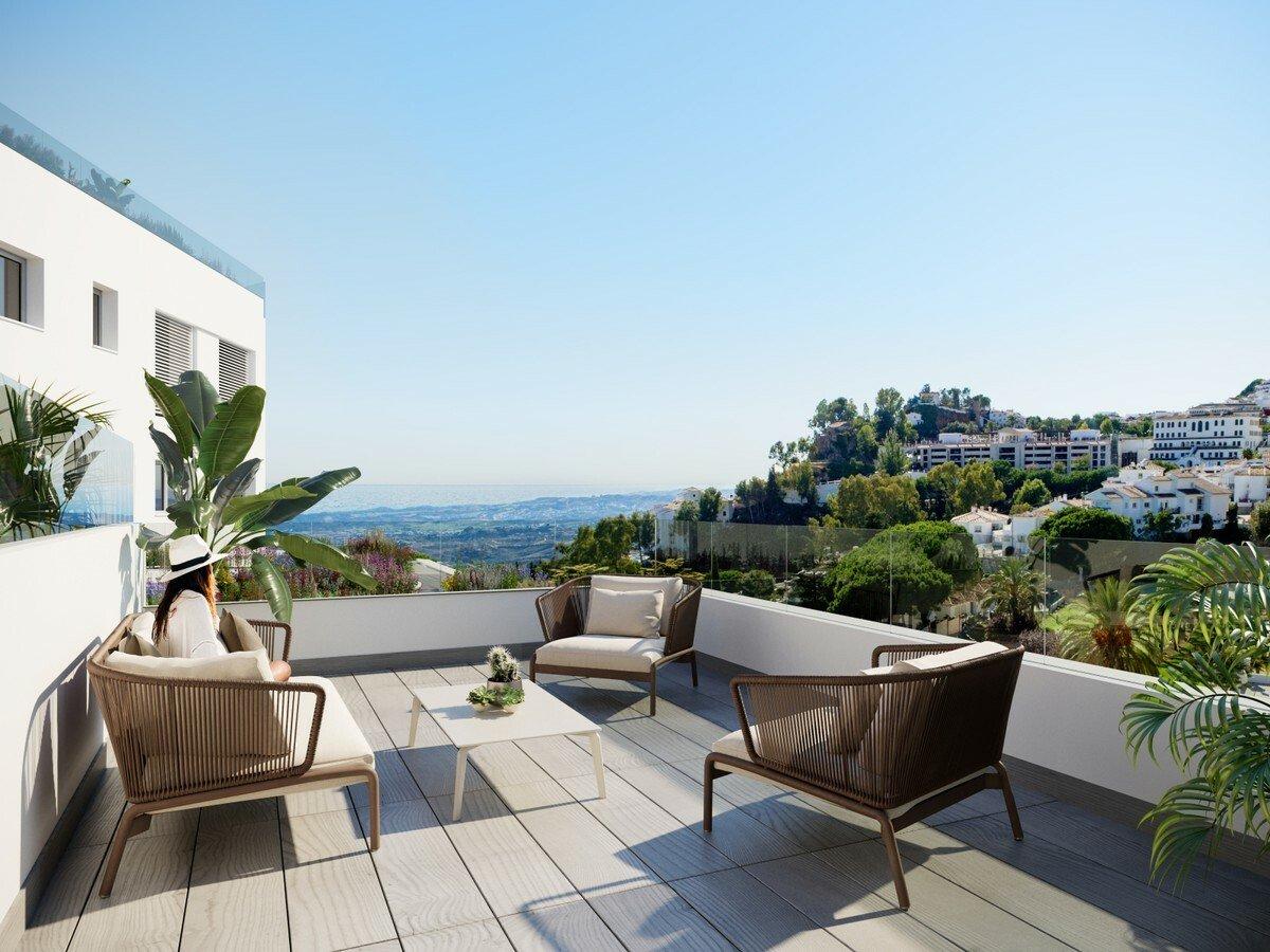 Appartamento a Mijas, Andalusia, Spagna 1 - 11408901