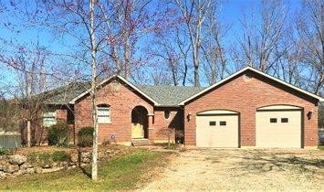 Haus in Shell Knob, Missouri, Vereinigte Staaten 1