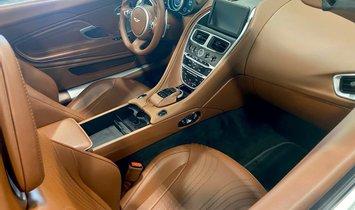 2019 Aston Martin DB11 Volante Convertible 2D