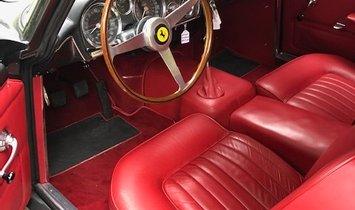 1959 Ferrari 250GT coupe by Pininfarina