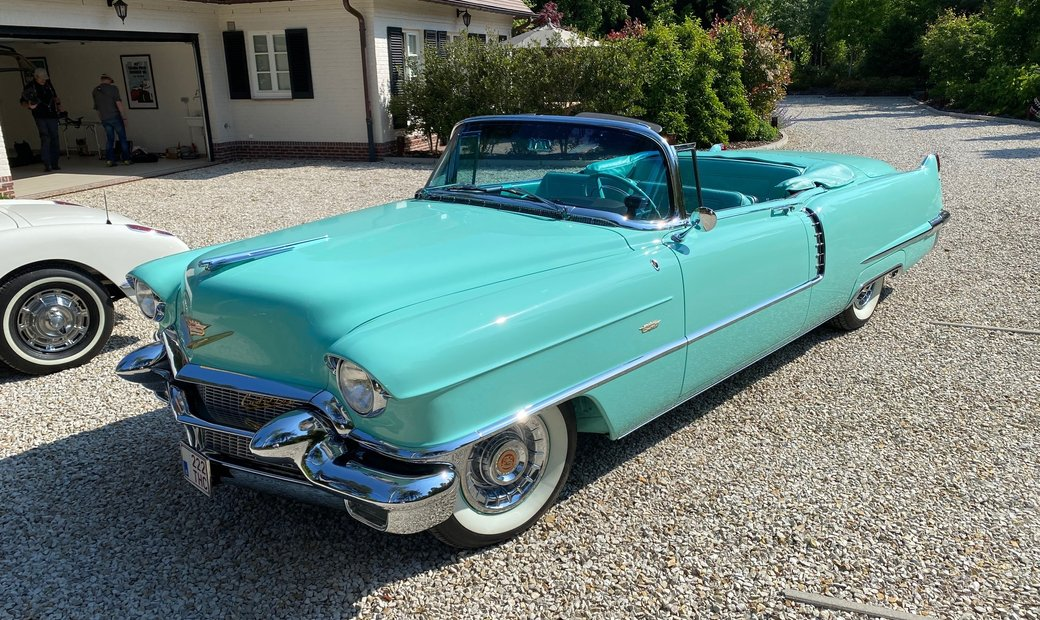 1956 Cadillac Coupe DeVille type 62 Cabriolet