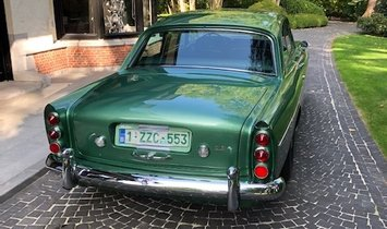 1964 Bentley S3 Continental coupe by Park-Ward