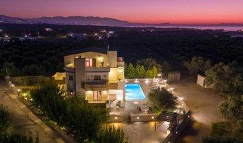 Вилла в Stavromenos, Крит, Греция 1