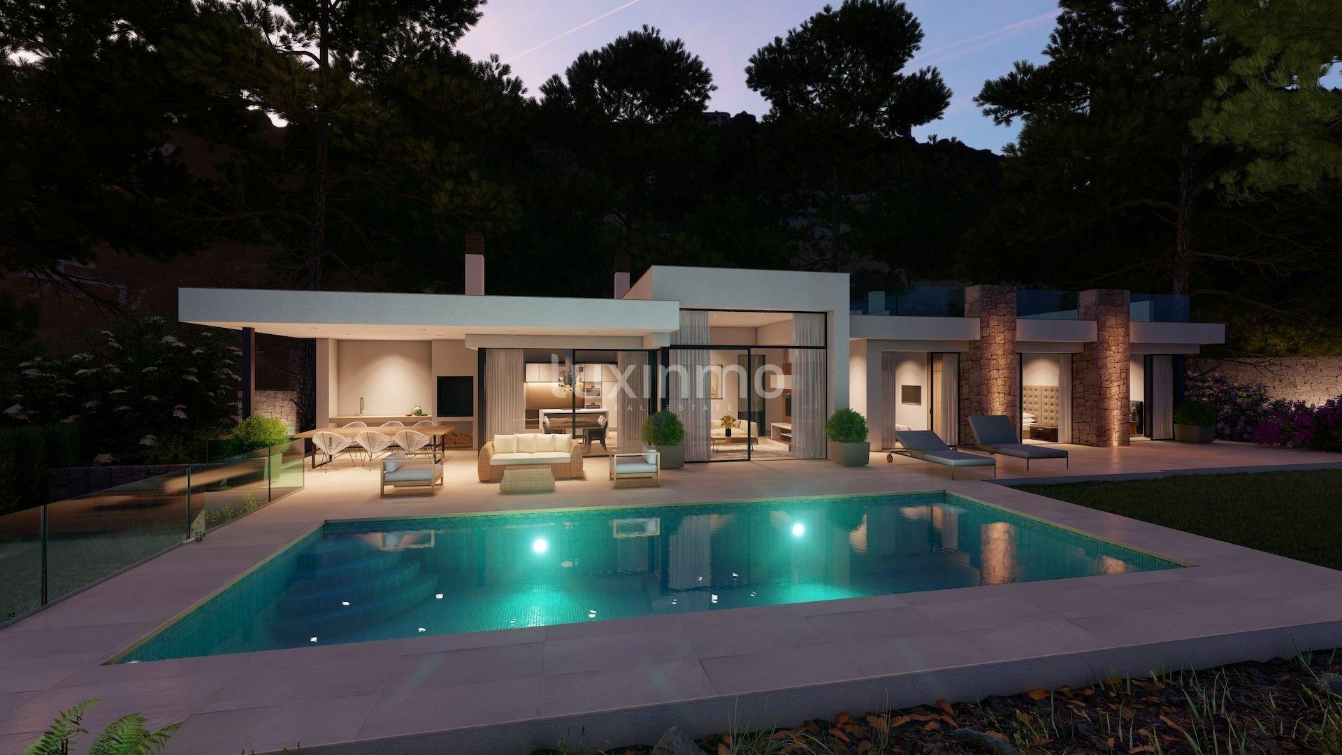 Casa a Benissa, Comunità Valenzana, Spagna 1 - 11412273