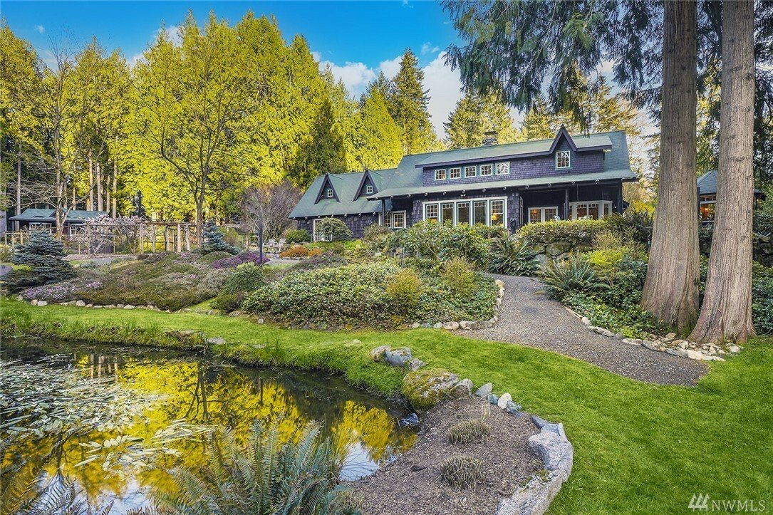 House in Bainbridge Island, Washington, United States 1 - 11412526