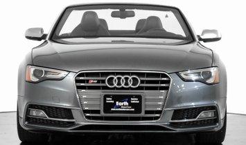 2014 Audi S5 3.0T Premium Plus quattro