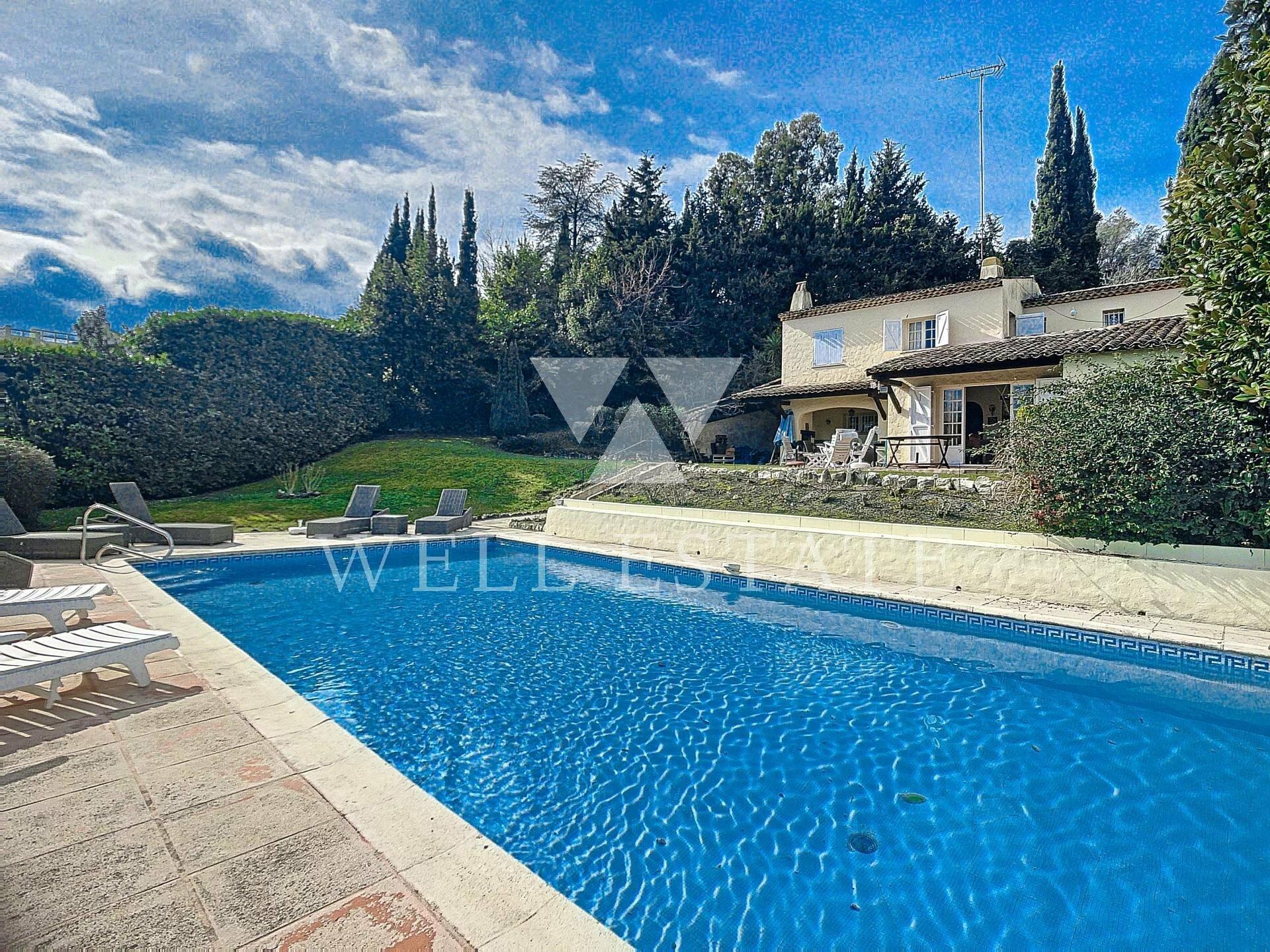 Villa a La Colle-sur-Loup, Provenza-Alpi-Costa Azzurra, Francia 1 - 11410420