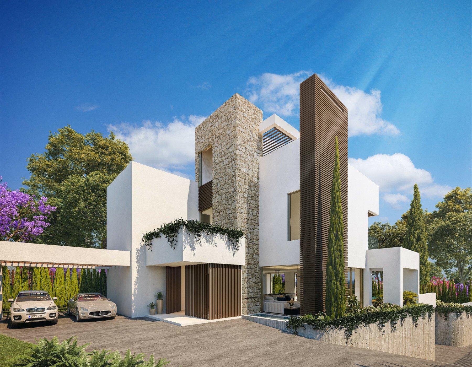 Villa in Marbella, Andalusia, Spain 1 - 11150040