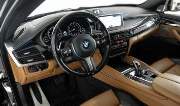 2018 BMW X6 xDrive50i $95,345 MSRP