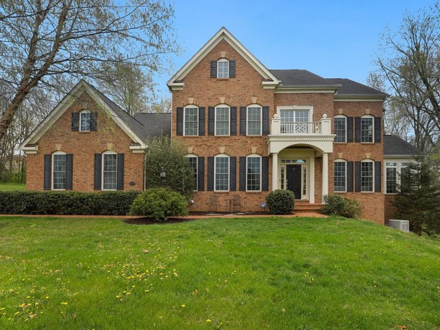 House in Waterford, Virginia, United States 1