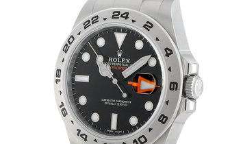 Rolex Rolex Explorer II 42mm Watch 216570