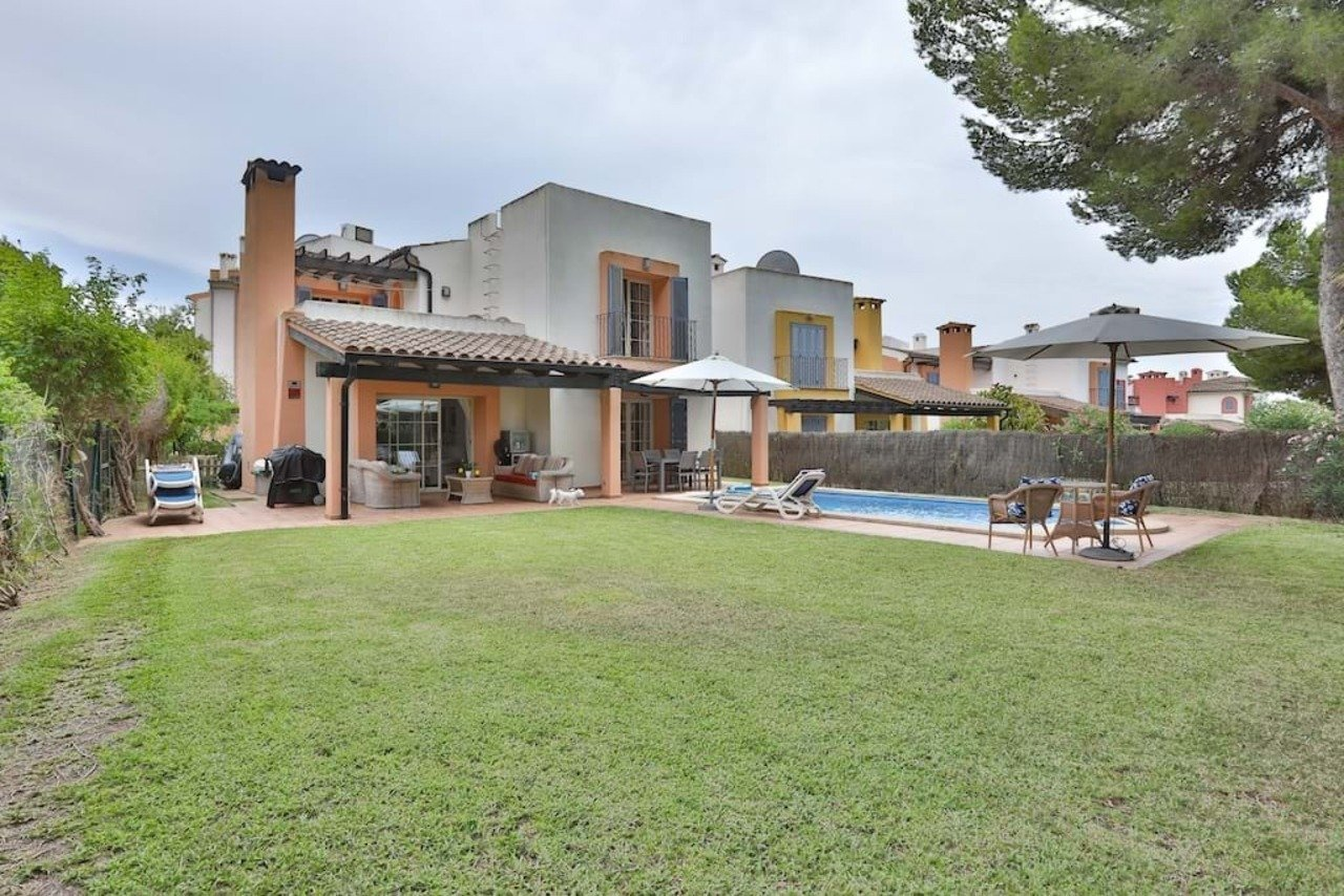 Villa in Palma, Balearic Islands, Spain 1