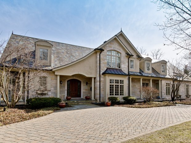 House in Highland Park, Illinois, United States 1
