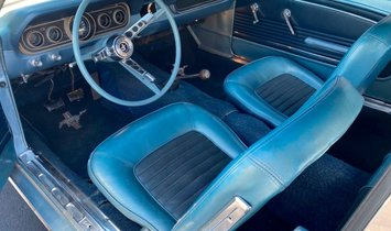 1966 Ford Mustang Convertible - Restored