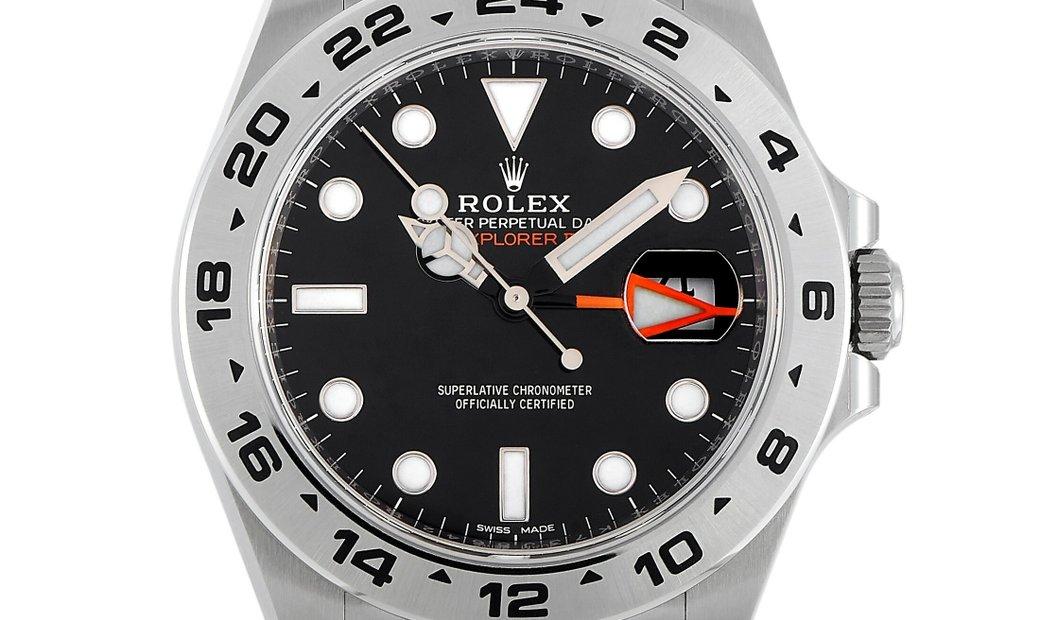 Rolex Rolex Explorer II 42mm Watch 216570