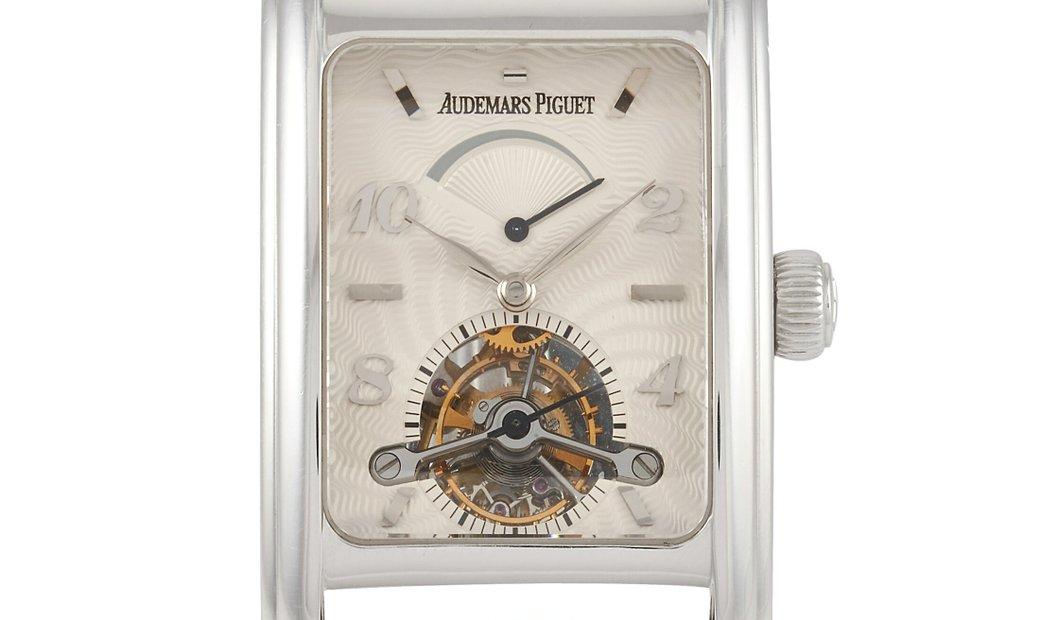Audemars Piguet Audemars Piguet Edward Piguet Tourbillon Watch 26006BC.OO.D002CR.01