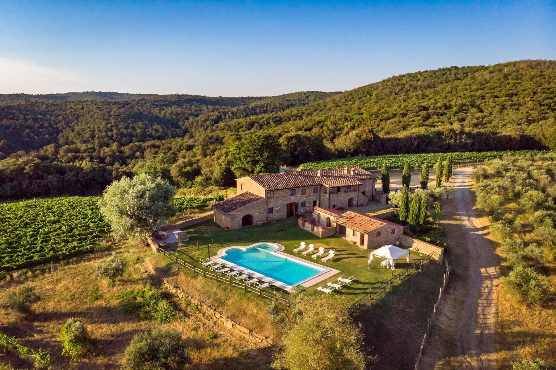 House in Tuscany, Italy 1 - 11413627