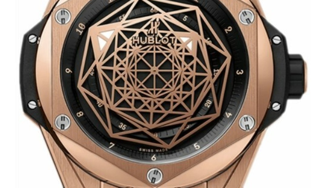 Hublot Big Bang Unico Sang Bleu Limited Edition 415.OX.1118.VR.MXM17