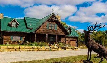 Farm Ranch in Attica, Kansas, Vereinigte Staaten 1