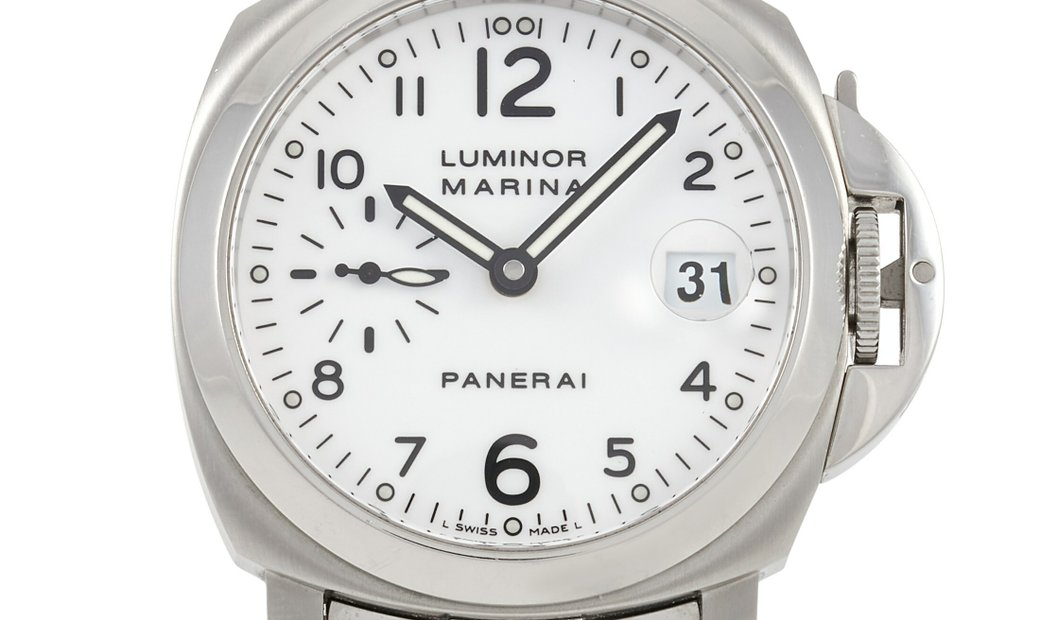 Officine Panerai Officine Panerai Luminor Marina Automatique Watch PAM049