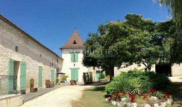 Haus in Les Lèves-et-Thoumeyragues, Nouvelle-Aquitaine, Frankreich 1