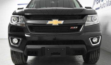 2018 Chevrolet Colorado Crew Cab Z71 Pickup 4D 5 ft