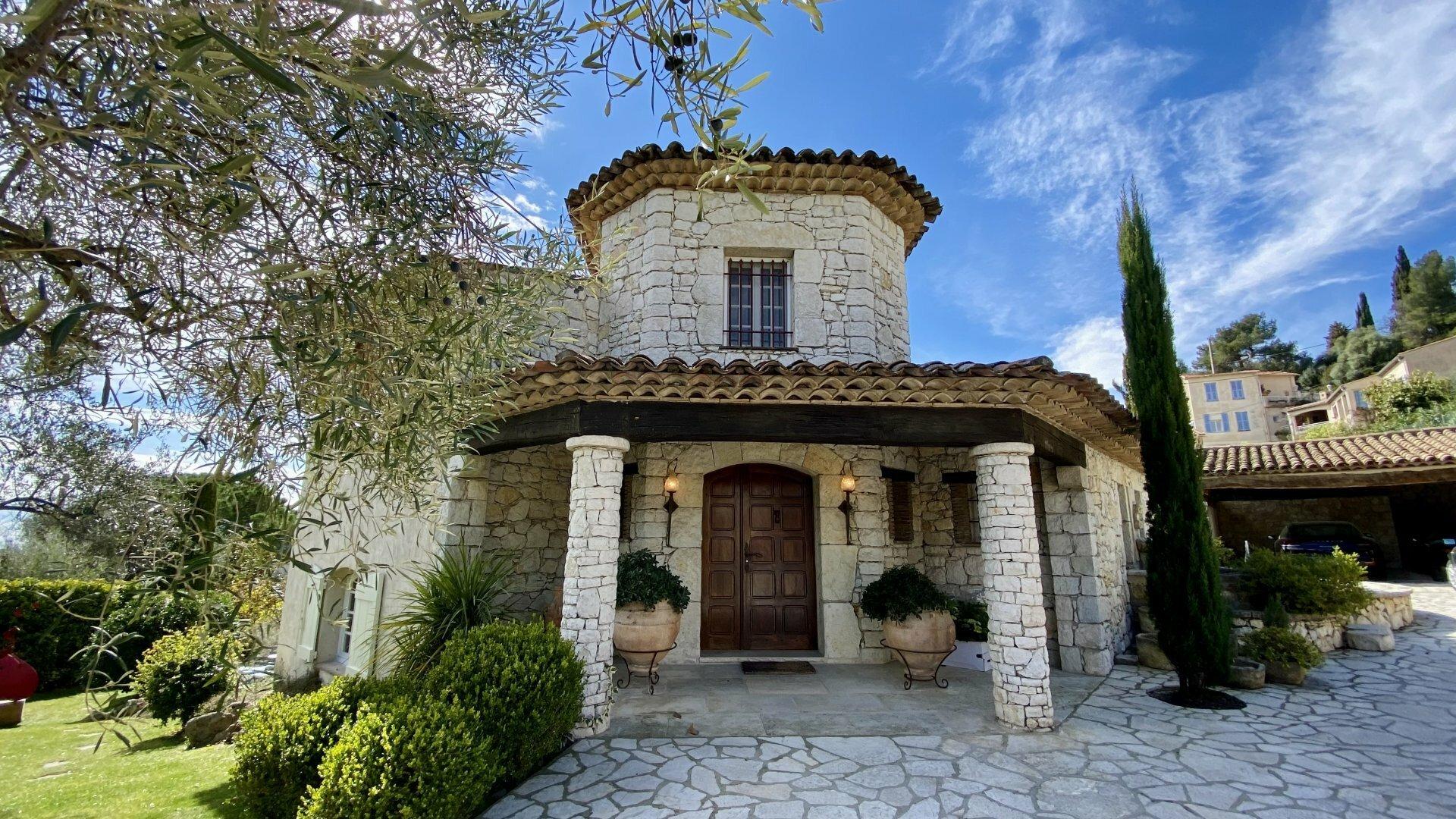 Villa a Vence, Provenza-Alpi-Costa Azzurra, Francia 1 - 11414431