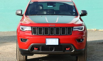 2018 Jeep Grand Cherokee Trailhawk Sport Utility 4D