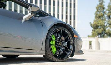 2017 Lamborghini Huracan LP610-4S