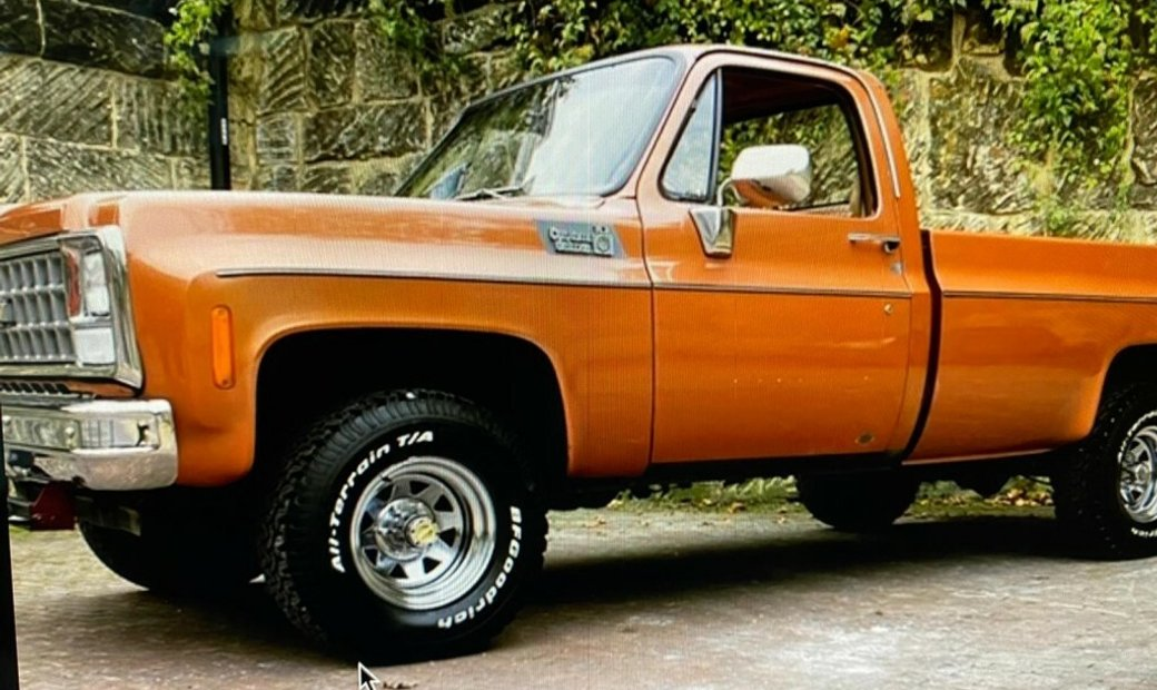 CHEVROLET OVERIGE Off-Road/4x4/Pick-up/SUV