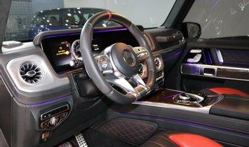 2019 Mercedes-Benz G 63 AMG