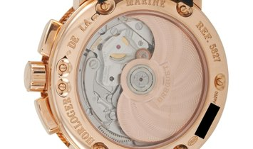 Breguet Breguet Marine Chronograph Watch 5827BRZ29Z8