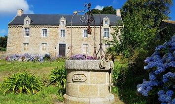 Huis in Saint-Brieuc, Bretagne, Frankrijk 1