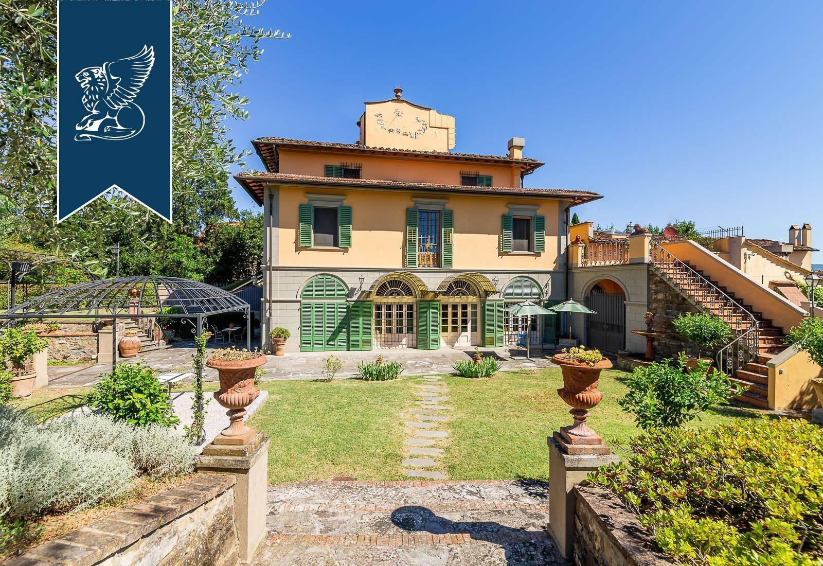 Villa a Piazza Calda, Toscana, Italia 1 - 11415943