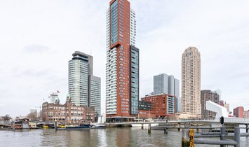 Apartment in Rotterdam, South Holland, Netherlands 1