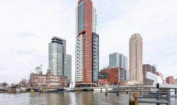 Wohnung in Rotterdam, Südholland, Niederlande 1